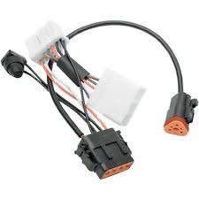 harley wiring harness dyna harley sub wire harness for electronic speedo tach dyna wide glide fxdwg 96