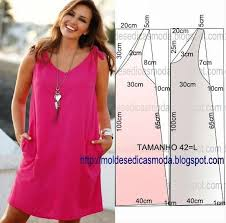 Simple Dress Pattern For Beginners Beauteous The Best In Internet Easy Dress Patterns For Summer