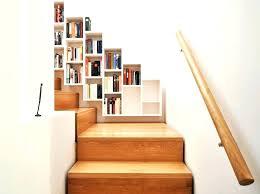 stairs furniture. Stairway Bookcase Stair Step Storage Furniture Book Wall Under Stairs