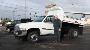 Town and Country Truck #5770: 2001 Dodge Ram 3500 4x4 One Ton 2-3 ...
