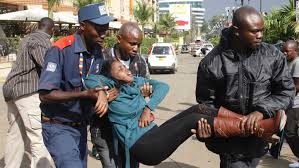 Image result for woman held after injuring child in kenya