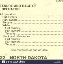 1982 Census Of Agriculture Agriculture Table 45 Summary By Type