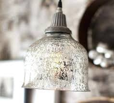 mercury glass lighting tutorial in mercury glass pendant light fixture mercury glass pendant lights silver