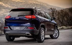 2014 Jeep Cherokee - Information and photos - MOMENTcar