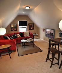 Hang Out Room Ideas Bonus Room I Like This Soon We Can Have A Bonus Room For Grown