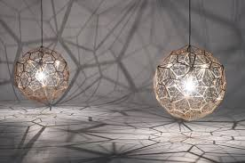 tom dixon lighting. replica tom dixon etch light web copper pendant lighting