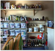 Kitchen Pantry For Small Spaces Small Pantry Organization Ideas And Designs