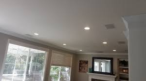 How To Install Recessed Lighting Without Attic Access Remodel Versus New Construction Recessed Lighting Orange