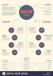 Simplistic But Cool Modern Resume Cv Curriculum Vitae Template