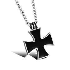 get ations dadu titanium steel cross necklace men domineering personality retro pendants pendant fashion accessories gift ornaments