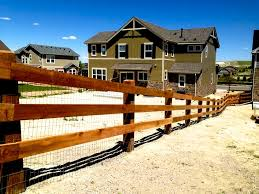 rail fence styles. Denver Fence Guys Ranch Style Split Rail Wire 1 320x240 C Gallery Styles
