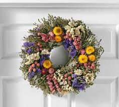 summer wreaths for front door65 Colorful Summer Wreaths to Brighten up your Front Door