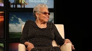 a angelou interviewed by in