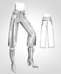 Make Pants How To Make Pants With Kick Pleats M Mueller Sohn