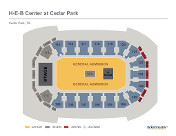 Berry Events Center Seating Chart 59 Scientific Cedar Park Center Seating