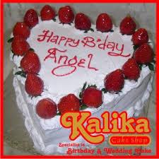 Red Velvet Cake Kue Ulang Tahun Bandung