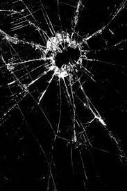 Cracked Black Screen Android Wallpaper ...
