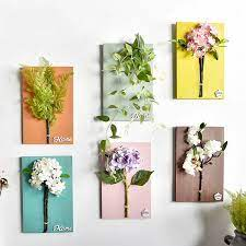 faux flower wall art apollobox