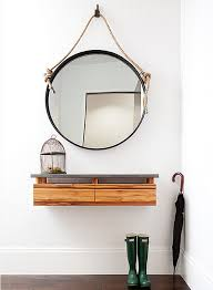 small entryway furniture. View In Gallery Entryway With A Floating Console Small Furniture