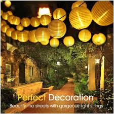 Cheap Outdoor Chinese Lantern String Lights Find Outdoor