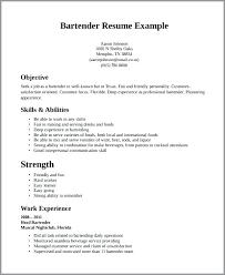 Food Service Skills Resume Objective For Food Service Resume Joefitnessstore Com