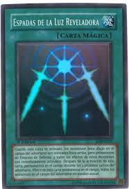 the light in spanish oh edition single swords of revealing light super rare card world light
