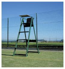 prince tennis show court umpire s chair