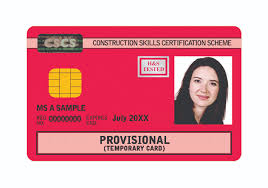 this card is for people who are working through probationary periods while employers ess their suitability for employment