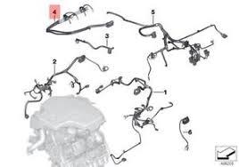 genuine bmw e e fn f ignition module wiring harness oem image is loading genuine bmw e84 e89 f07n f15 ignition module