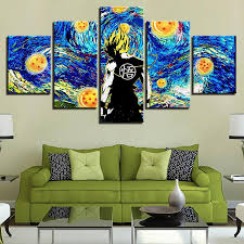 Dragon Ball Z Decorations Wall Art Tagged decor ULANI 35