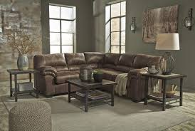 faux leather sectional. Bladen Contemporary Coffee Color Faux Leather Sectional Sofa