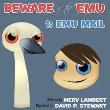 <b>Emu</b>-<b>Mail</b> - Audiobook - <b>Merv Lambert</b> - Storytel
