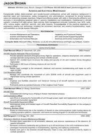 Resume Hvac Maintenance Supervisor Resume Sample Www