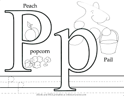 Alphabet Coloring Pages D At Getdrawingscom Free For Personal Use