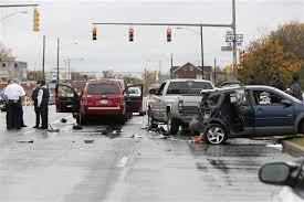 Image result for Car accident at intersection
