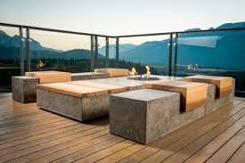 latest craze european outdoor furniture cement. Latest Craze In European Outdoor Furniture. Cement Furniture For The Urban Area. E