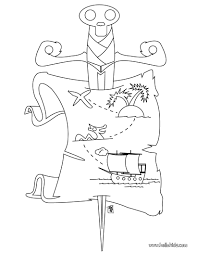 Small Picture Pirate treasure map coloring pages Hellokidscom