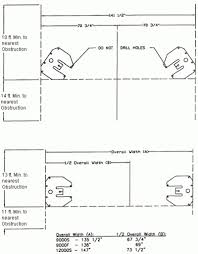 automotive wiring diagram awesome of wso and y2k model lifts spoa9 installation manual at Rotary Lift Wiring Diagram