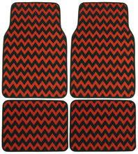 chevron car floor mats. Beautiful Mats Red Chevron Car Floor Mats Zig Zag Auto Carpet Throughout U
