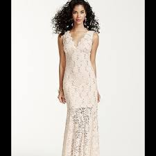 Gorgeous Nightway Gown Blush Size 8