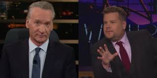 James Corden Applauded For His Emotional Response To Bill ...