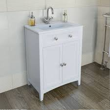 camberley white 600 door unit basin victoriaplumb bathroom sink cabinetsbathroom vanitiesbathroom