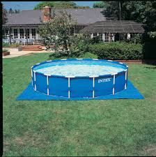 Intex Above Ground Pool Intex 15u0027 X 48 Above Ground Pool