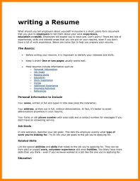 Hobbies Resume Examples Of Resumes Interests To Put On What In A 1