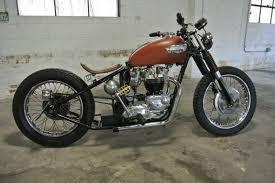 1967 triumph bonnivlle bobber custom build for sale on 2040 motos