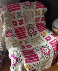 Orange Blossom Crochet Blanket Free Pattern | Orange blossom ... & Orange Blossom Crochet Blanket Free Pattern | Orange blossom, Crochet  blankets and Free pattern Adamdwight.com