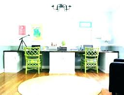 person office desk. Likeable 2 Person Desks At 16 Best Two Desk Images On Pinterest Office Spaces E