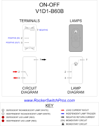carling technologies rocker switch wiring diagram 12 4 hastalavista me carling switch wiring diagram unique rocker on off spst 1 dep