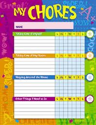 Imom Chore Chart Praise Words Chore Charts