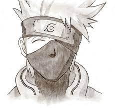 Kakashi Drawings Of Naruto Characters - Novocom.top